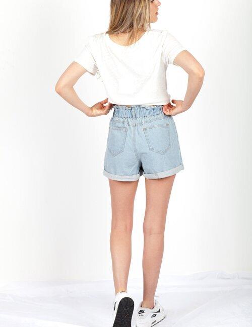 Going Somewhere Denim Shorts