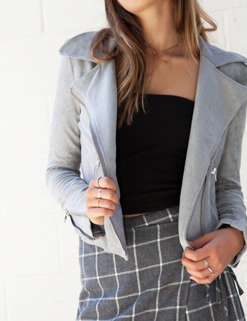 Lola Grey Jacket