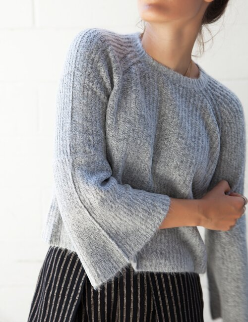 Alana Grey Sweater