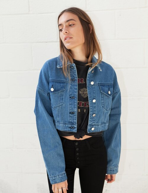 Small Town Denim Jacket
