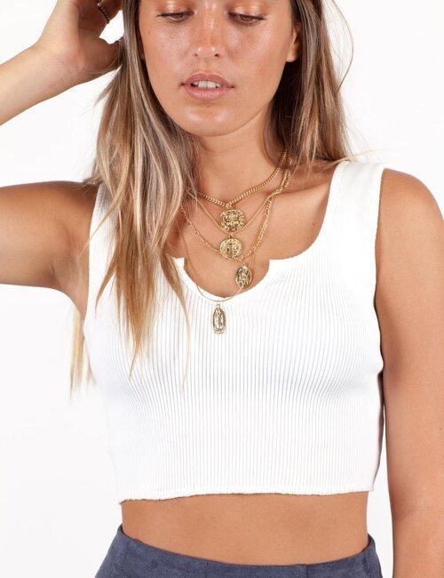 Alana  Gold Layered Necklace