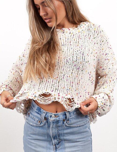 Marbella Knit Sweater