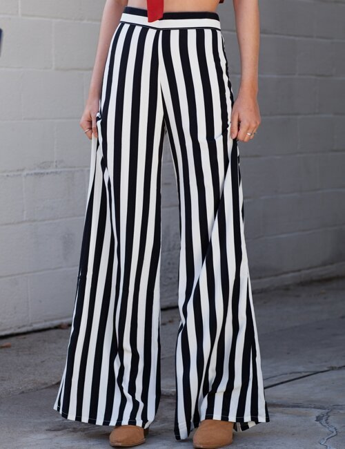 Sivan Striped Pants