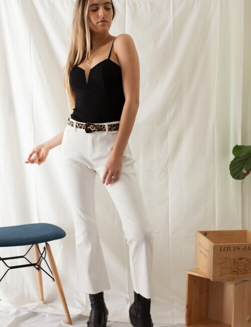 Georgia White Jeans