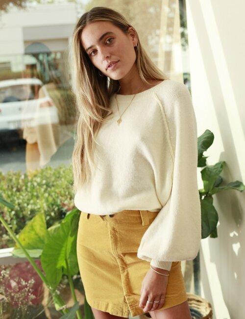 Camila Ivory Sweater