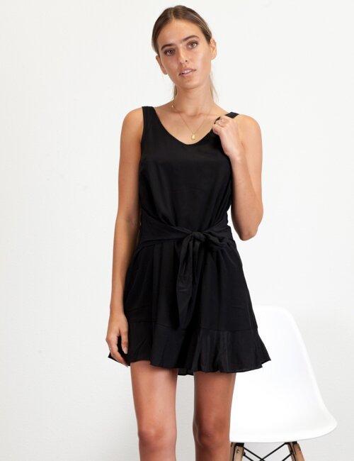 Can't Say No Black Dress