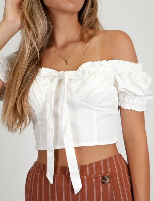 Love Story White Top