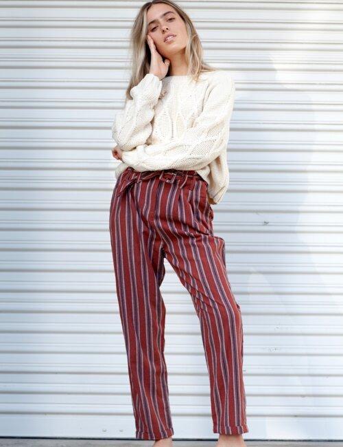 Maisy Stripe Pants