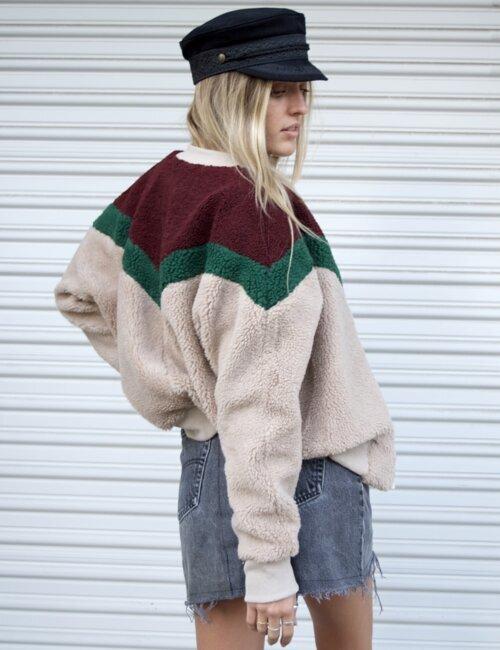Whistler Chevron Jacket