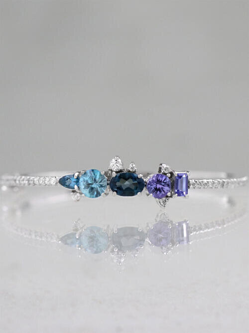 Once Upon a December's Dream Cluster Bangle