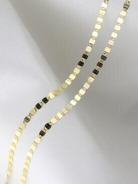 2MM Mirror Shimmer Chain