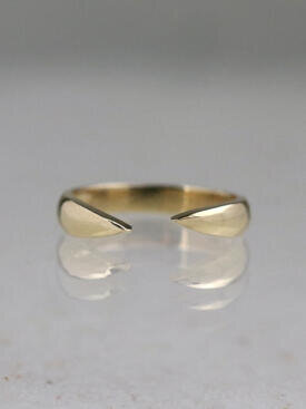 Open Claw Ring