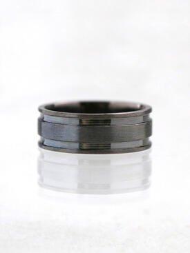 7MM Parallel Universe Men's Gold Wedding Ring