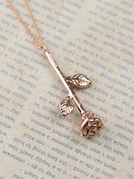Forever Rose 14 Karat Gold Pendant