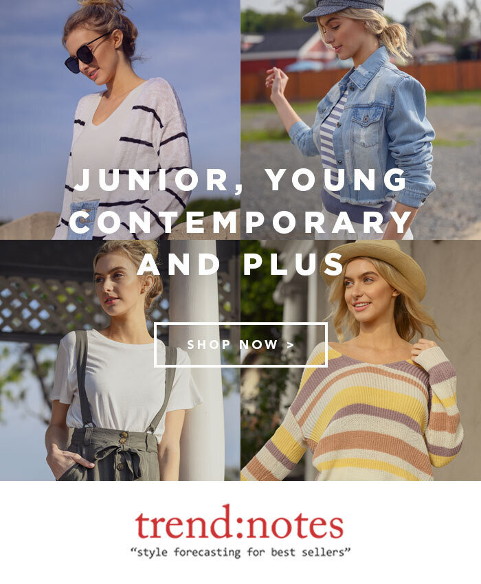 trend notes 2019 spring summer collection