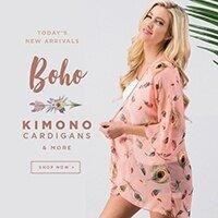 Women Wholesale Boho Kimono Cardigans & More