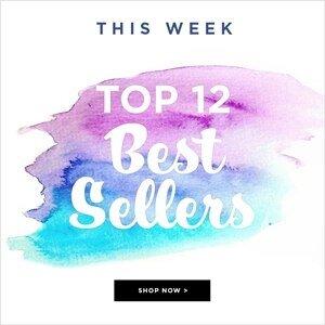 This Week TOP 12 Best Sellers