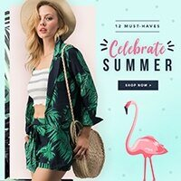 Celebrate Summer! 12 Must-Haves