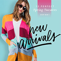 12 Perfect Spring Sweaters (New Arrivals)