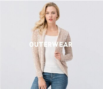 Women Wholesale Outerwear